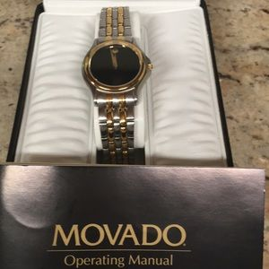 Genuine Woman's Movado Watch